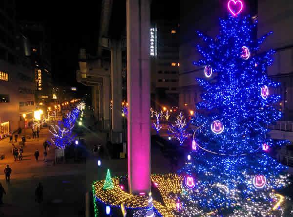illuminations japon